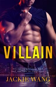 Villain ebook front cover